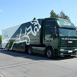Fahrzeuggenerator Jaguar LKW