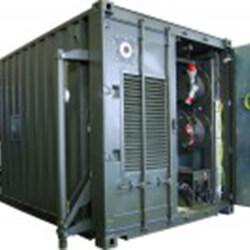 Container der Firma SET Stange