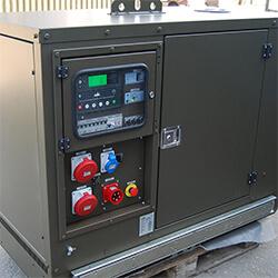 Generator für die sichere Stromversorgung