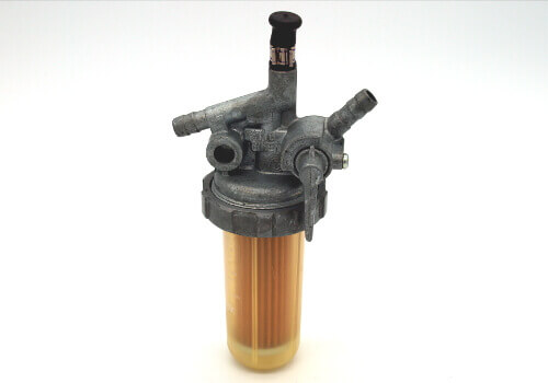 Fuel filter with water separator, Kubota Z482 / D722 / D902