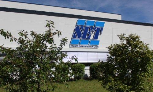 Neuer Firmensitz